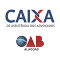 Logotipo Caixa de Assistência dos Advogados de Alagoas.png