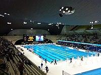 London 2012 Aquatics Centre March.jpg