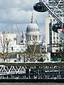 London Eye and St Paul's Dome - geograph.org.uk - 464667.jpg