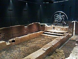 London Mithraeum mithraeum in the United Kingdom