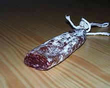 Que significa la palabra en ingles sausage