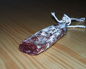 Longaniza - Llonganissa from Catalonia, Spain