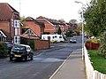 Longboat Road, looking west - geograph.org.uk - 1564491.jpg