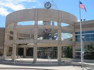 Longmont, Colorado - Longmont Safety and Justice Center