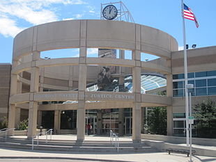 Longmont Safety and Justice Center