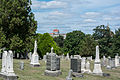 Looking N on section M - Glenwood Cemetery - 2014-09-14.jpg