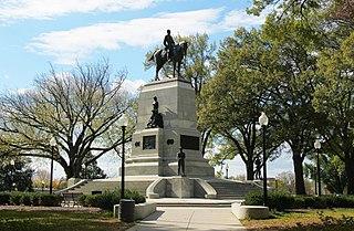 General William Tecumseh Sherman Monument