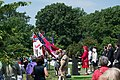 Looking W at pledge of allegiance 02 - Confederate Memorial Day - Arlington National Cemetery - 2014.jpg