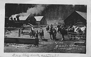 Lookingglass, Oregon - Palmer Camp.jpg