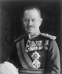 Governor General Lord Byng of Vimy, who refused his Prime Minister's advice on the dissolution of parliament.