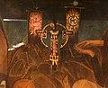 Lorenzo viani, benedizione dei morti del mare, 1914-16, 02 volto santo.jpg