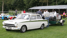 Lotus Cortina and a 7.jpg