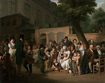 Entrance to the Jardin Turc, 1812 Louis-Leopold Boilly (French) - Entrance to the Jardin Turc - Google Art Project.jpg