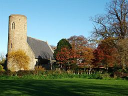 Lound Church, Suffolk - geograph.org.uk - 281581.jpg