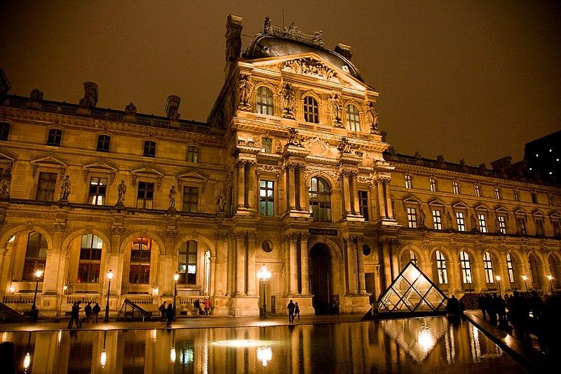 (Museu do Louvre/ Reprodução Internet)