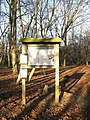 Lower Wood Nature Reserve - information board - geograph.org.uk - 1614907.jpg