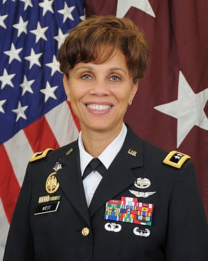 Surgeon General of the United States Army - Image: Lt. Gen. Nadja Y. West, Army Surgeon General