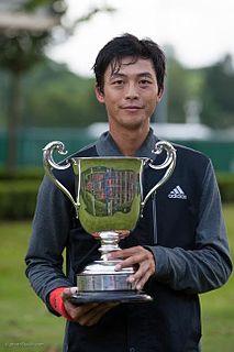 Lu Yen-hsun Taiwanese tennis player