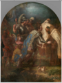 Lucas Franchoys (II) - St. Louis IX of France receives Pierre de Corbie.tiff