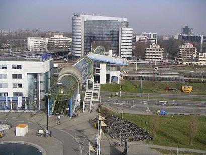 So kommt man zu Station Zoetermeer mit den Öffentlichen - Mehr zum Ort Hier