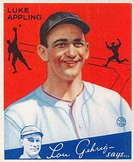 Luke Appling American baseball player and coach