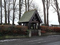 Lych Gate, Middle Church, Ballinderry - geograph.org.uk - 1633557.jpg