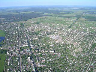 Liubeshiv Urban locality in Volyn Oblast, Ukraine