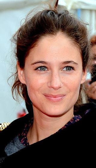 Mélanie Bernier au festival du film de Cabourg 2013   Photo : Wikimedia.