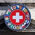 München, Schweizerische Lebensversicherungs- und Rentenanstalt, Wappen, 1.jpeg
