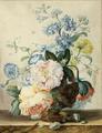 M.F.Reeder.bloemstilleven gemonogrammeerd en gedateerd 1823, aquarel, bloemstilleven, 31 x 24 cm.png