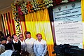 "M. Venkaiah Naidu unveiling the plaque to inaugurate the ""Vuda Children's Arena"", in Visakhapatnam, Andhra Pradesh.jpg"