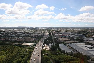 M4 Western Motorway Motorway in Sydney