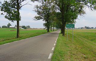 Mikołajki, Nowe Miasto County Village in Warmian-Masurian, Poland