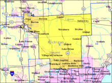 Michigan's 9th congressional district - Wikipedia