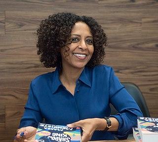 Maaza Mengiste American writer
