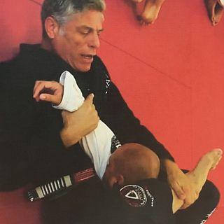 Márcio Stambowsky Brazilian Martial Artist