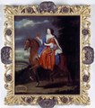 Madame la Duchesse d´Aumont , f.1651.Oljemålning på duk - Skoklosters slott - 22417.tif