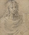 Madonna and Child (recto); Head and Bust of Saint John the Evangelist (verso) MET 10.45.2b.jpg