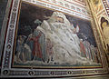 Maestro della cappella velluti, apparizione di San Michele Arcangelo sul monte Gargano 01.JPG