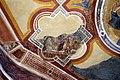Maestro espressionista di santa chiara (forse palmerino di guido), storie francescane, 1290-1310 circa, redentore tra gli evangelisti 01.JPG