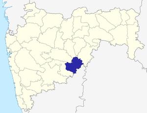 Latur district - Image: Maharashtra Latur