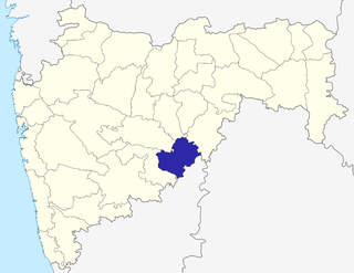 Latur district District of Maharashtra in India