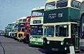 Maidstone & District bus 5558 (558 LKP) and others (1).jpg