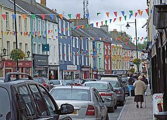 Birr, County Offaly - Main Street