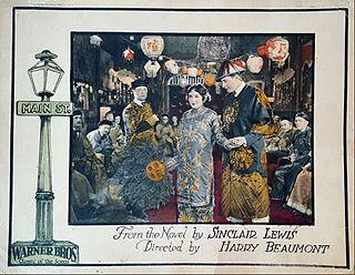 <i>Main Street</i> (1923 film) 1923 film by Harry Beaumont