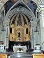 Maiori Chiesa San Francesco Altare.JPG