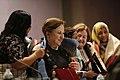 Mairead Maguire, Shirin Ebadi and Tawakkol Karman talk about rohingya issues during Bangadesh on March 2018 (6).jpg