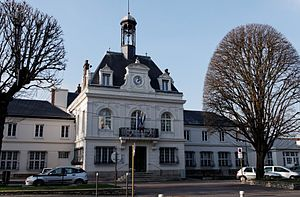 Bry-sur-Marne - The town hall of Bry-sur-Marne