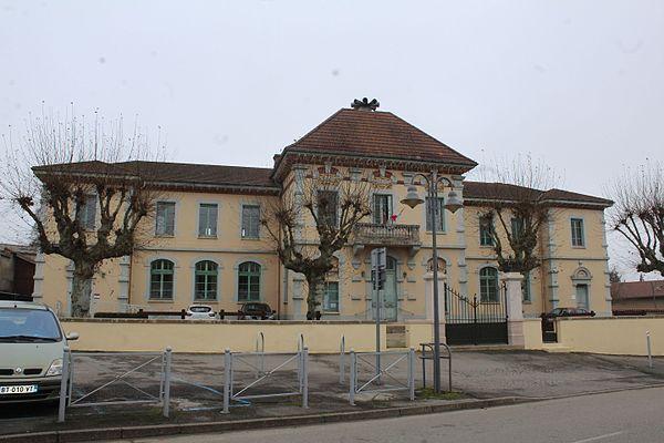 Photo de la ville Neuville-les-Dames