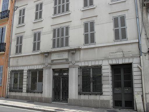 Maison natale de Frédéric Mireur